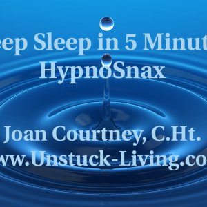 Deep Sleep in 5 Minutes HypnoSnax